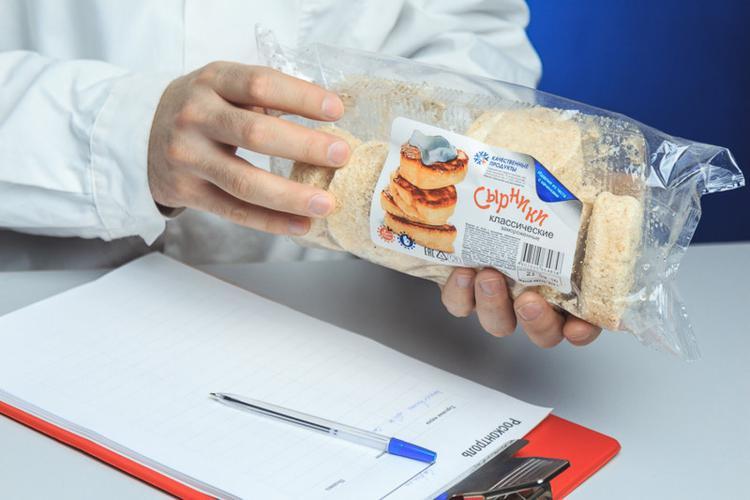 """Сырники """"Качественные продукты"""" замороженные"""