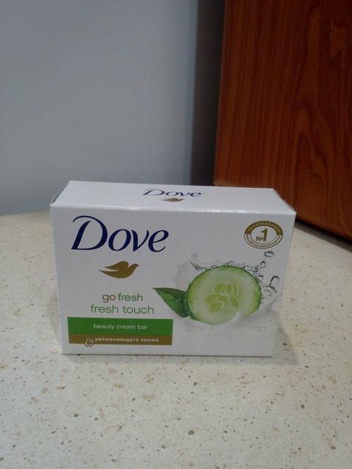 стоимость Мыло Dove с ароматом огурца и зеленого чая, 135гр.