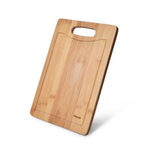 Доска разделочная 33x23x1,4см (бамбук)