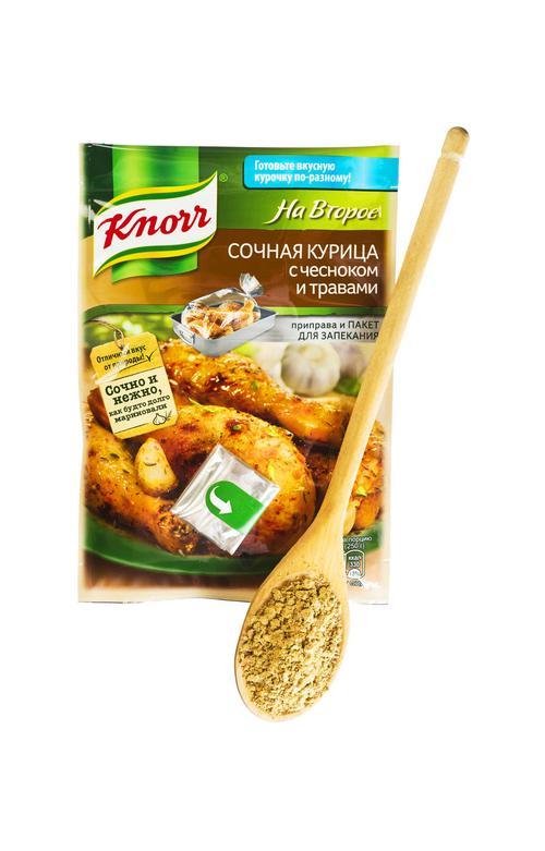 отзыв Сочная курица с чесноком и травами