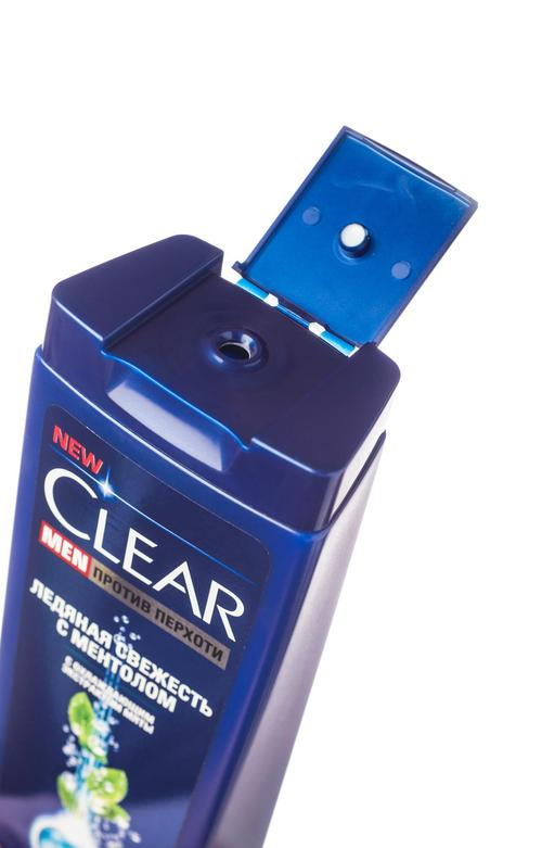описание Шампунь Clear vita ABE против перхоти для мужчин Свежесть и Лед, 200 мл.