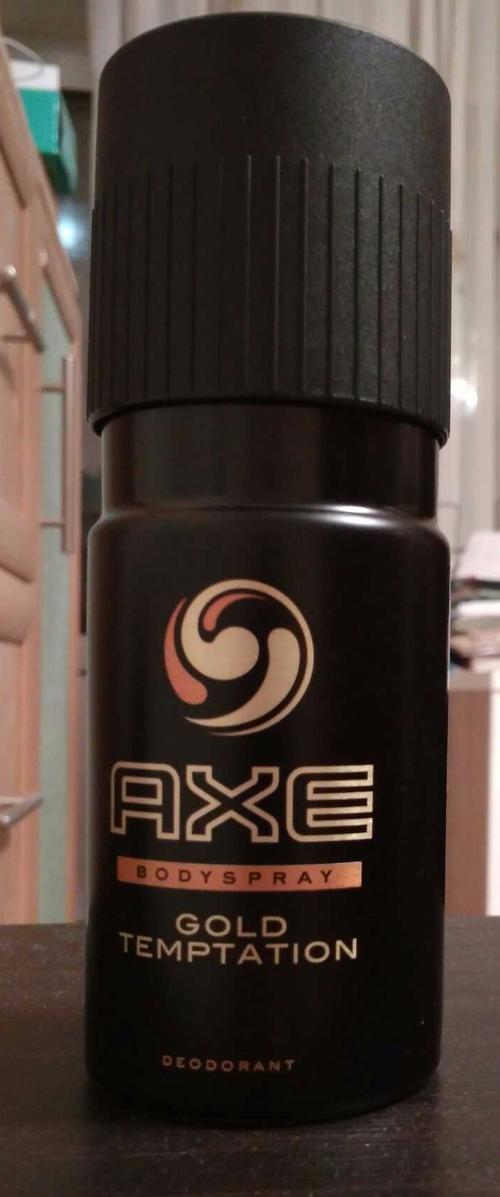 фото6 Дезодорант Axe аэрозоль голд темптейшн 150мл 150мл
