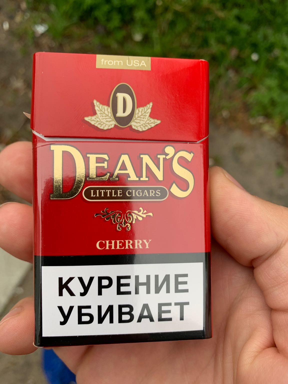 сигареты dean s купить