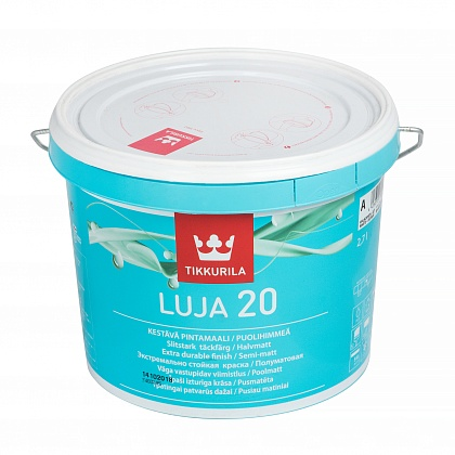"""Специальная акрилатная краска для внутренних работ (покрывная краска) """"Луя"""""""