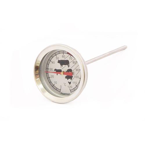 Термометр для мяса, диапазон измерений 0-120°C, длина щупа 13см