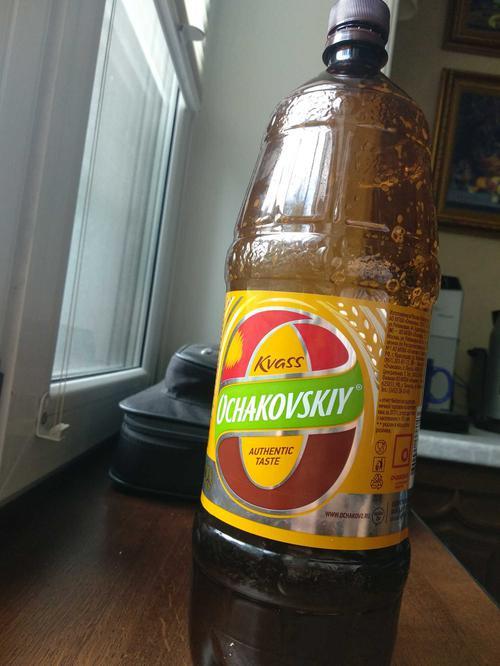фото5 Квас Очаковский 2л.
