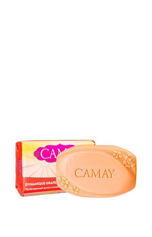 "цена Мыло туалетное ""Camay"", 90г., Dynamique, грейпфрут"