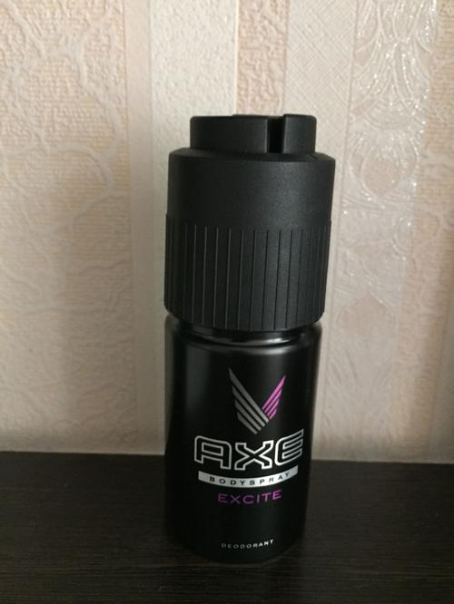 фото15 Дезодорант Axe Excite, аэрозоль, 150мл