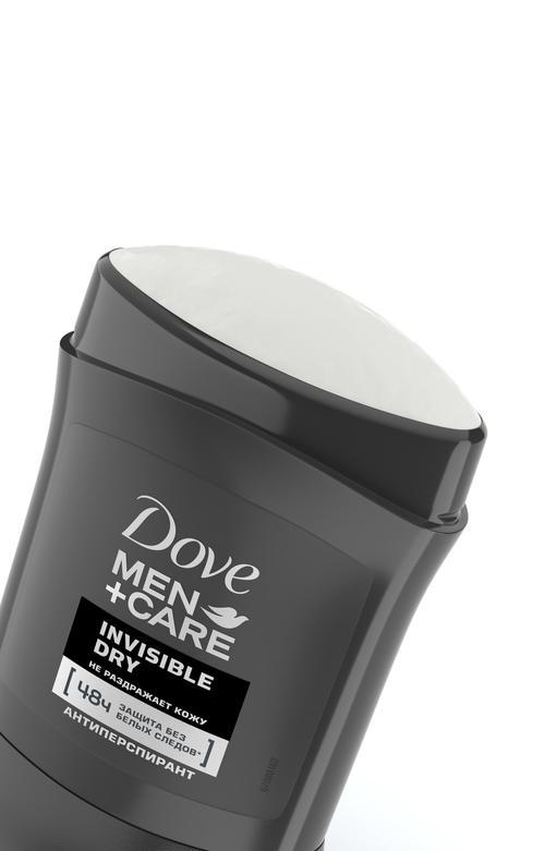 описание Антиперспирант Dove men стик 50мл + Care экстразащита без белых следов/6