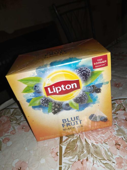 фото1 Чай Lipton Blue Fruit, 20пак.