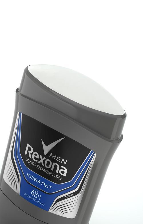 цена Антиперспирант REXONA д/мужчин Кобальт карандаш 50мл