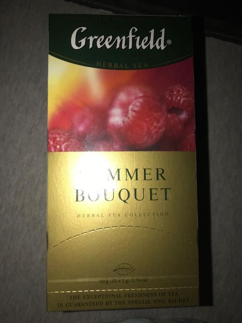 фото10 Напиток чайный Гринфилд Самма Букет в пакетиках