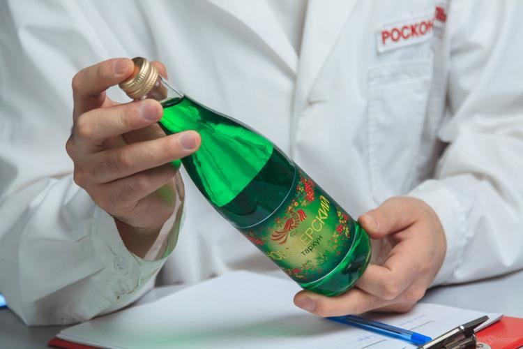 """Газированный напиток """"Новотёрский"""", """"Тархун"""""""
