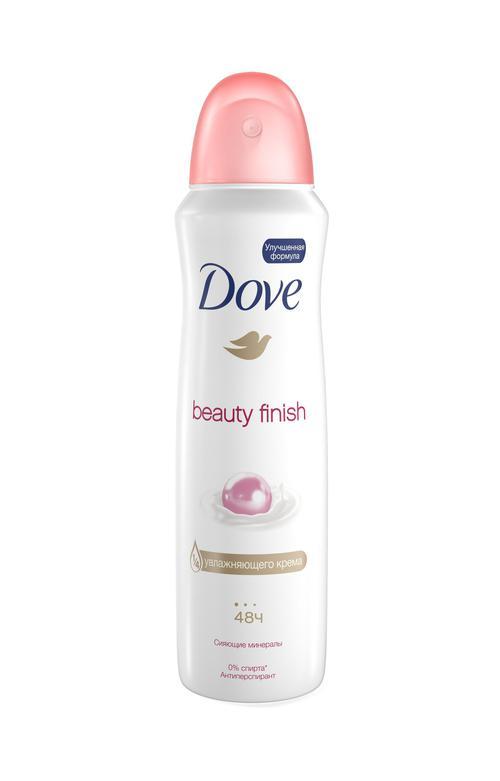 Дезодорант Dove спрей прикосновение красоты 150мл