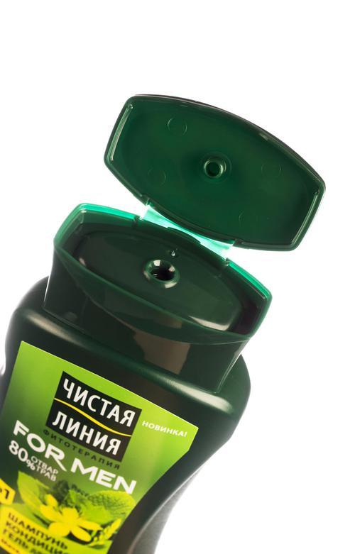 отзыв Шампунь-кондиционер -гель для душа 3 в 1 энергия +чистота чистая линия для мужчин