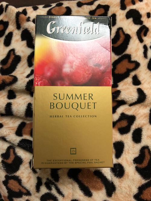 фото Напиток чайный Гринфилд Самма Букет в пакетиках