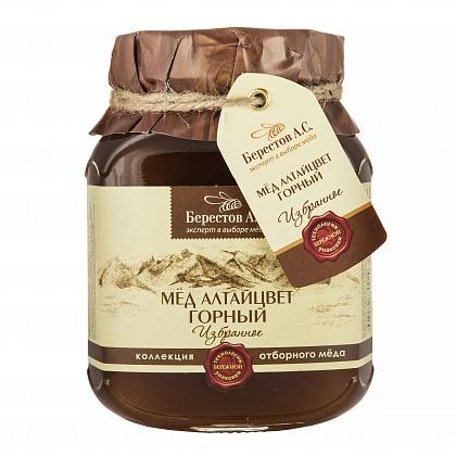 Мёд Алтайцвет горный