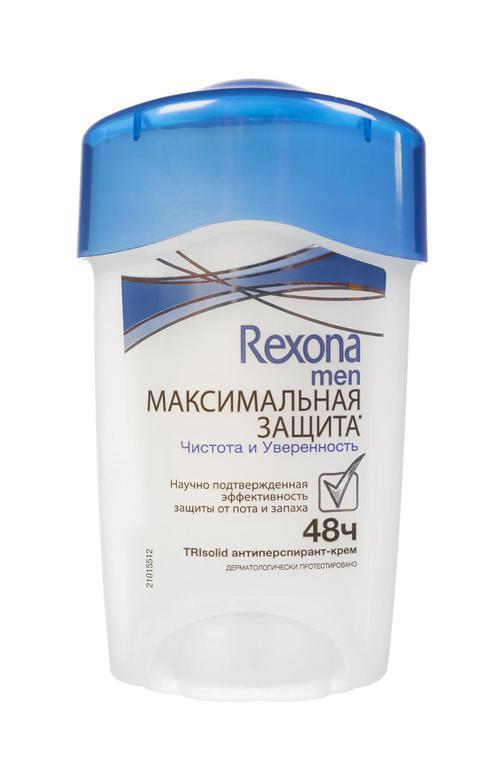 цена Дезодорант стик Rexona 150мл Максимальная защита Чистота и увереннсть