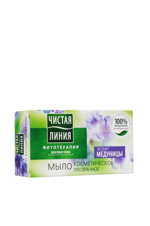 """отзыв Мыло косметическое """"чистая линия"""" экстракт медуницы"""