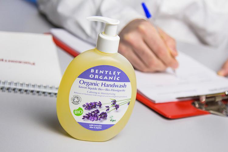 Мыло Bentley Organic жидкое