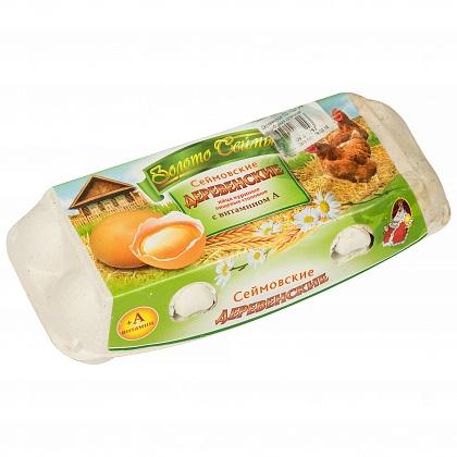 Яйца куриные пищевые столовые