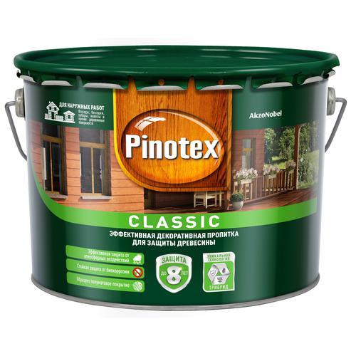 Пропитка Pinotex классик  9л 43 дуб