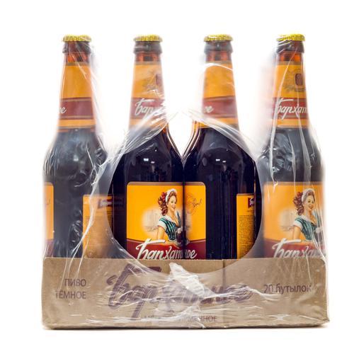 отзыв Пиво темное Бархатное фирменное