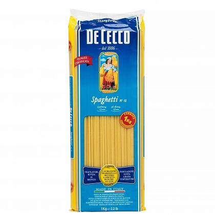 Спагетти De Cecco № 12