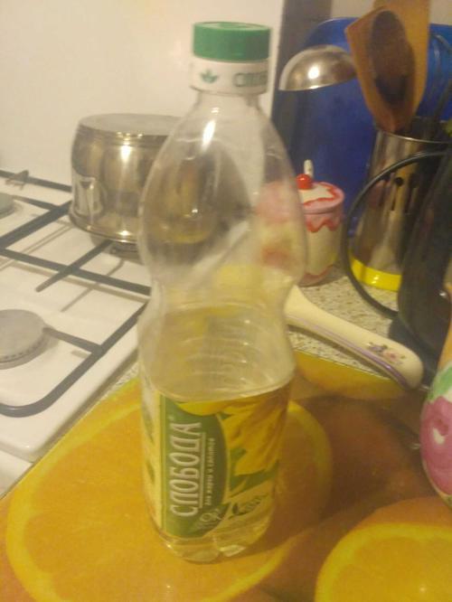 фото27 Масло подсолнечное Слобода рафинированное дезодорированное, 1л.