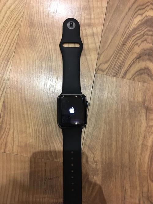 Смарт-часы Apple Watch S2 Sport 38mm Sp Grey Al/Black