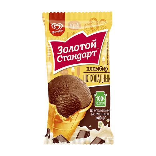 отзыв Шоколадное мороженное
