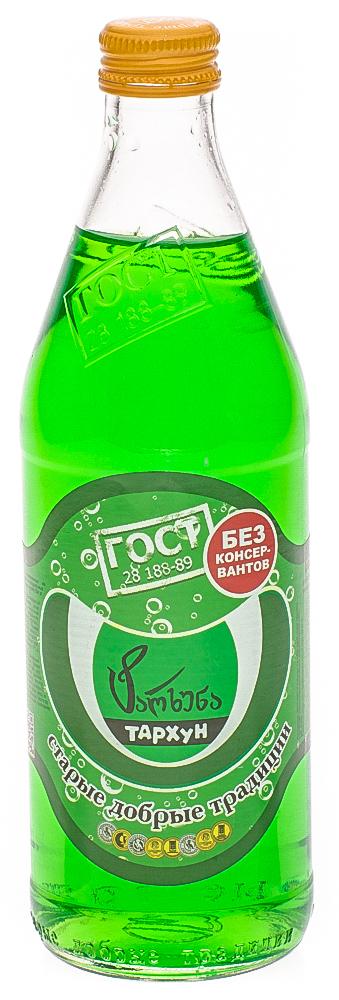 Напиток безалкогольный сильногазированный «Тархун» Старые добрые традиции
