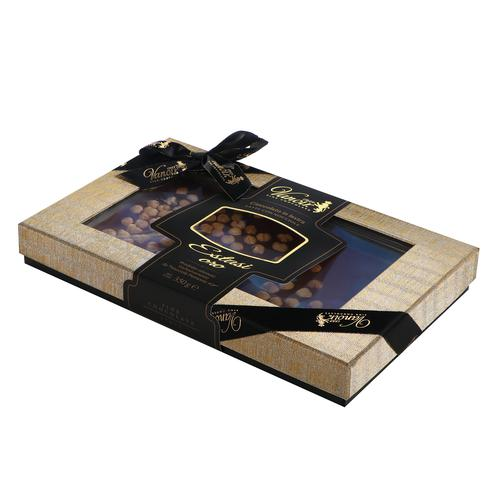 Шоколад Vanoir Estasi Oro с орехами 350 г