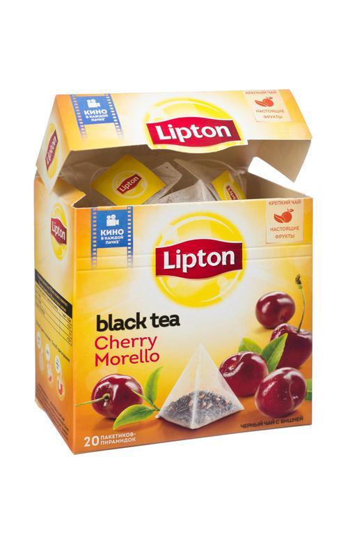 отзыв Liptonblack tea