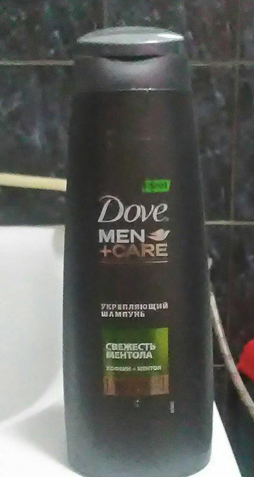 фото Шампунь Dove Men Care Укрепляющий Свежесть ментола (250 мл)