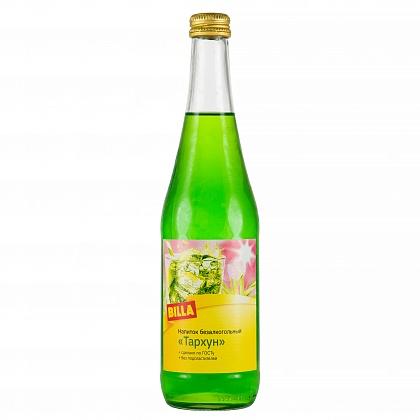 Напиток безалкогольный сильногазированный «Тархун». Пастеризованный.