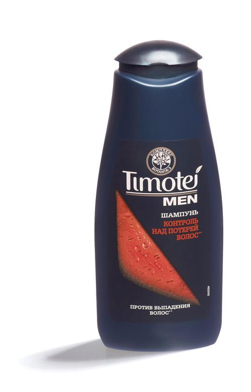 """отзыв Шампунь против выпадения волос """"Timotei men"""" Контроль над потерей волос, 400мл"""