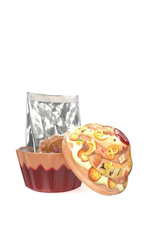 отзыв Набор Brooke Bond чай черный листовой в жестяной банке в форме кекса