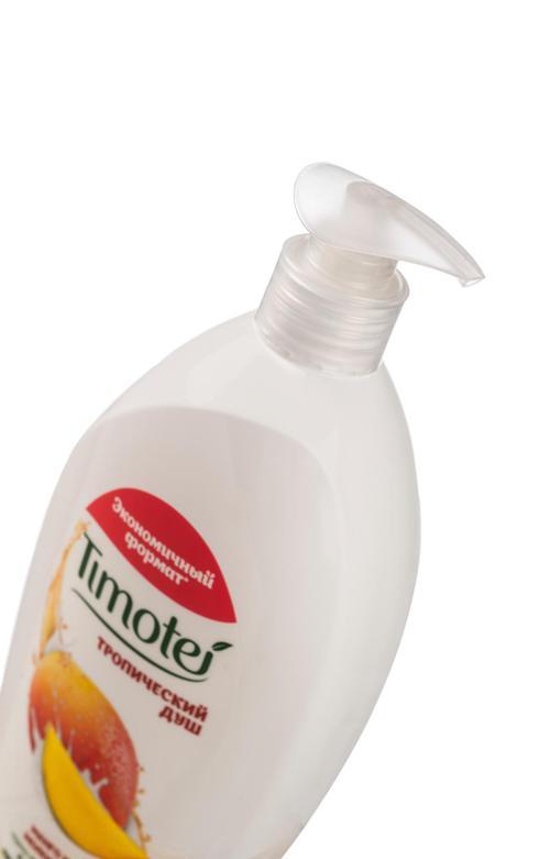 """отзыв Timotei """"Тропический душ"""" крем-гель для душа 250 мл"""
