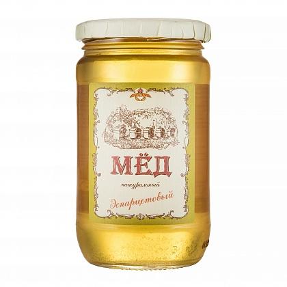 Мёд натуральный эспарцетовый