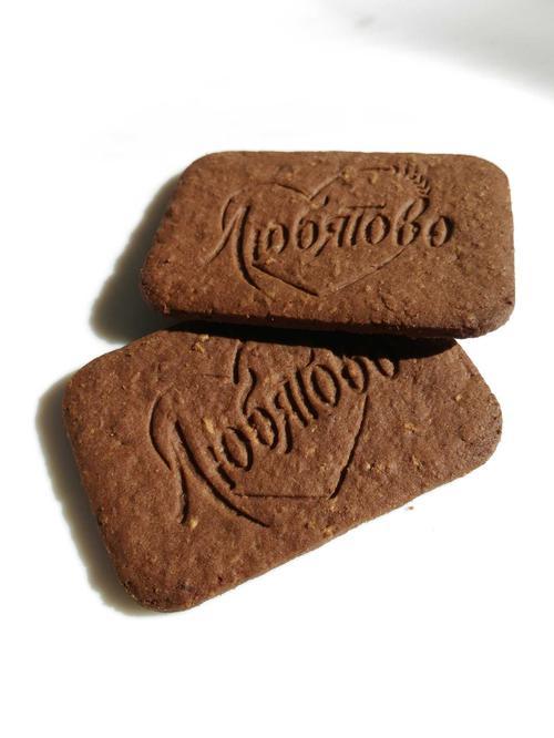 """отзыв печенье сахарное """"шоколадное"""" со злаками"""""""