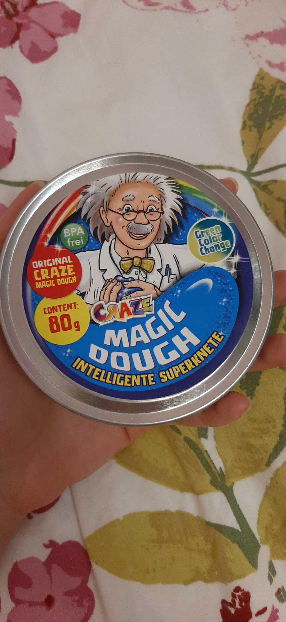 Magic Dough intelligente superknete