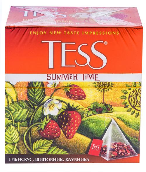 Напиток чайный Тесс Самма Тайм в пакетиках