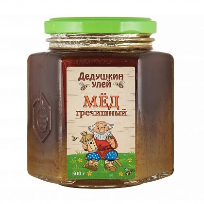 Мёд натуральный гречишный