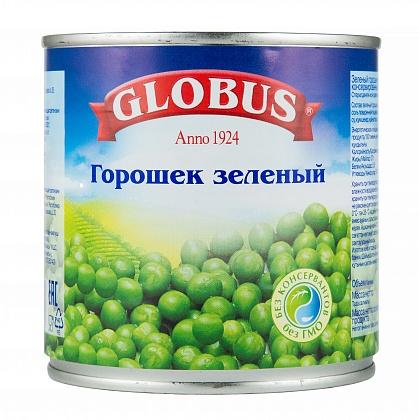 """Зеленый горошек Globus """"Нежный"""""""