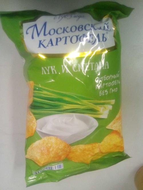 """отзыв Чипсы """"Московский картофель"""""""