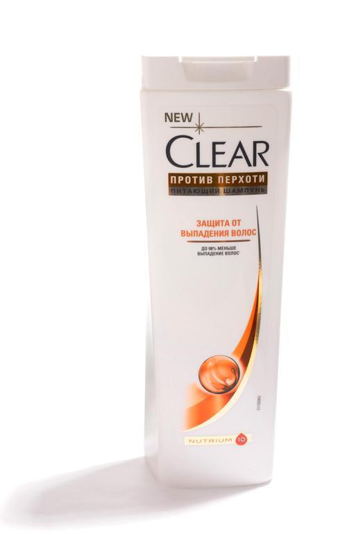 цена Шампунь Clear vita ABE против перхоти Защита от выпадения волос, 200 мл.