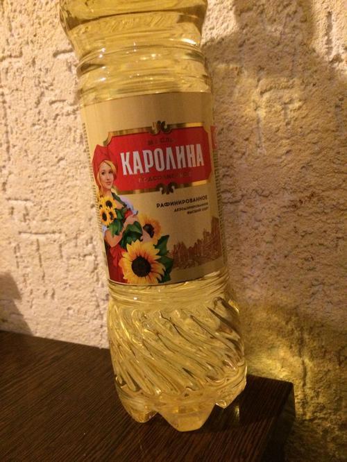 стоимость Масло подсолнечное рафинированное дезодорированное вымороженное