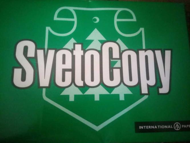 "фото5 Бумага ""SvetoCopy"" белая А4 80гр/м2, 500 листов"