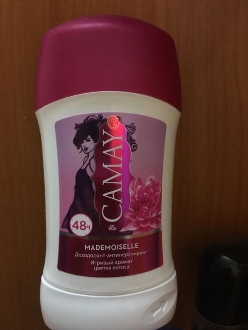 стоимость Дезодорант-стик Camay Мадмуазель, 45 мл
